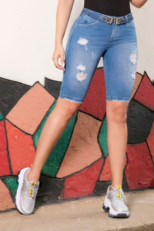 biker-de-moda-para-mujer-in-you-jeans-ref-1564-azul-frente