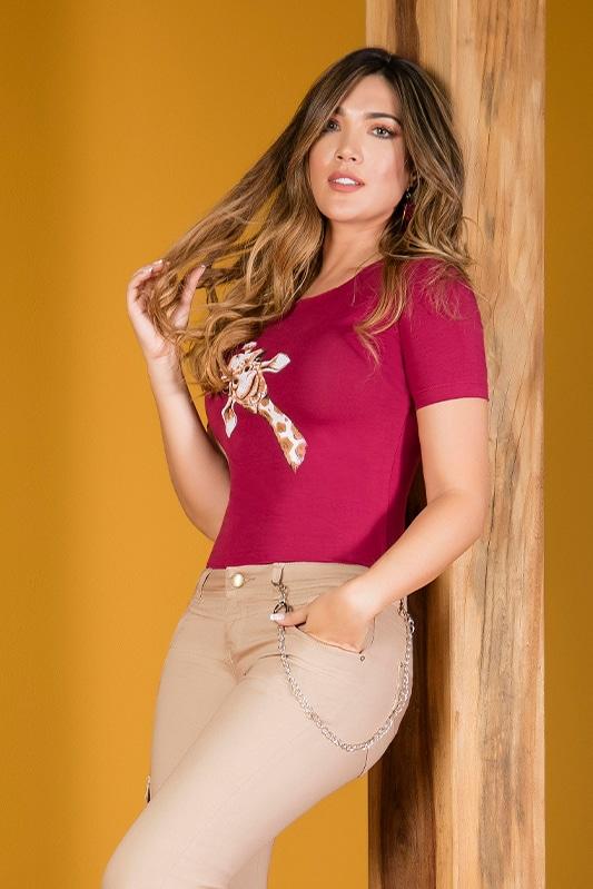camiseta-de-moda-para-mujer-in-you-jeans-ref-0588-frente