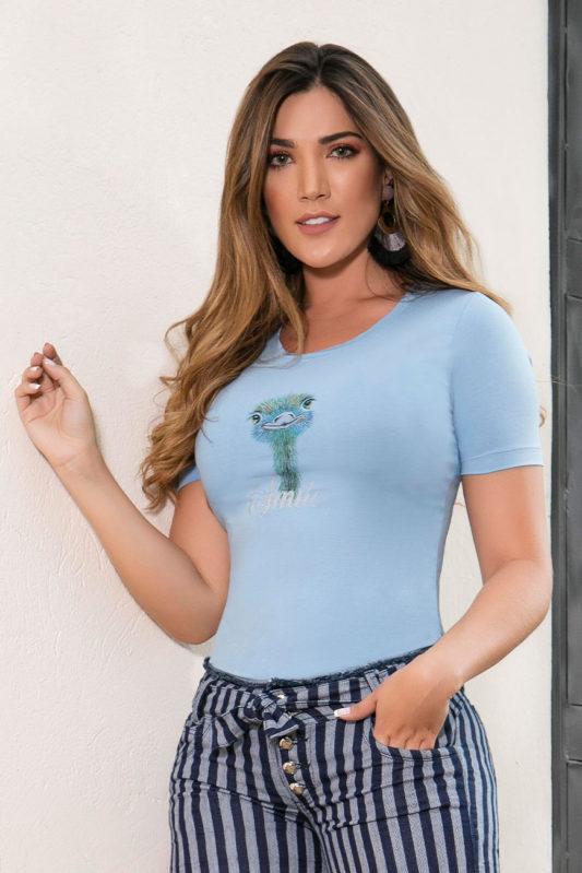 camiseta-de-moda-para-mujer-in-you-jeans-ref-0614-frente